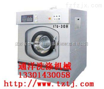 XTQ系列-全自动床单洗脱机 全自动床上用品洗脱设备 洗脱机尽在通洋