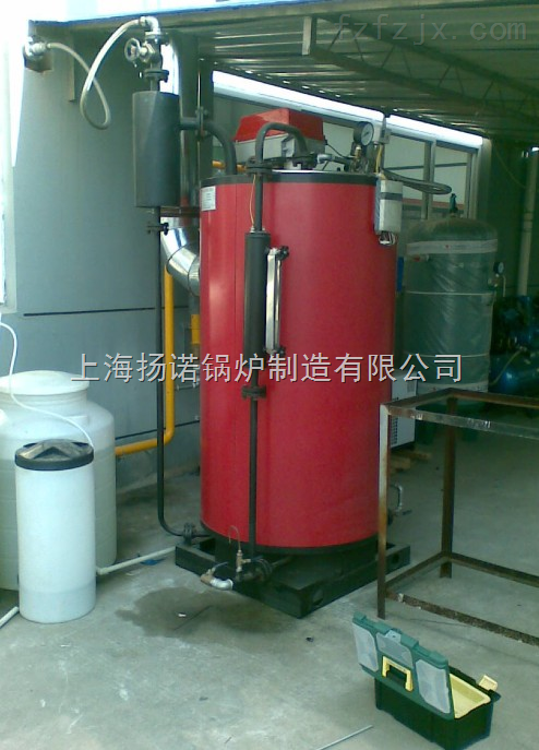 饮料流水线用-500kg燃油蒸汽锅炉
